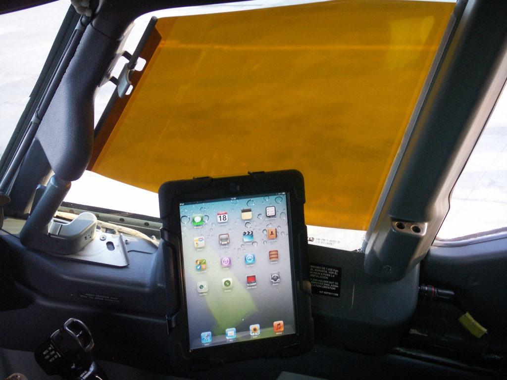 Boeing 737 iPad-Griffin Case