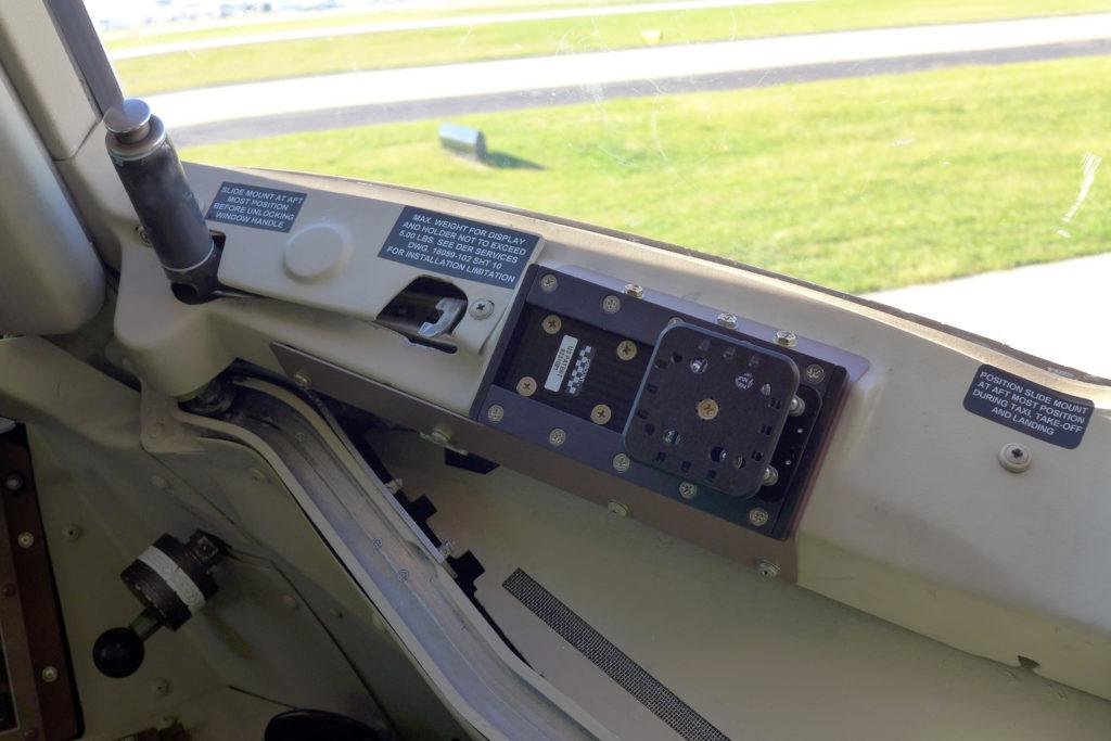 Boeing 757 Slide cfMount